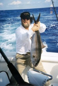 Robert Jordan fishing