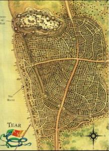 Miasto Łza