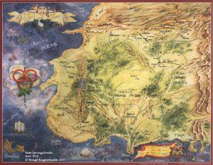 westland mapa topograficzna