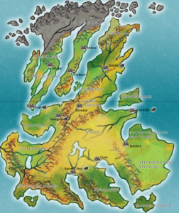 mapa seanchan