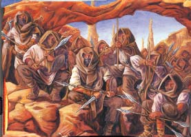 Społeczności Wojowników i Wojna z Aielami
