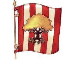 Flaga Tarabon