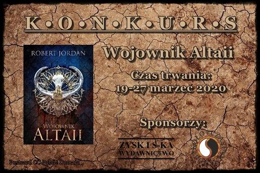 Konkurs patronacki Wojownik Altaii