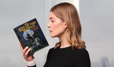 Rosamund Pike zagra Moiraine